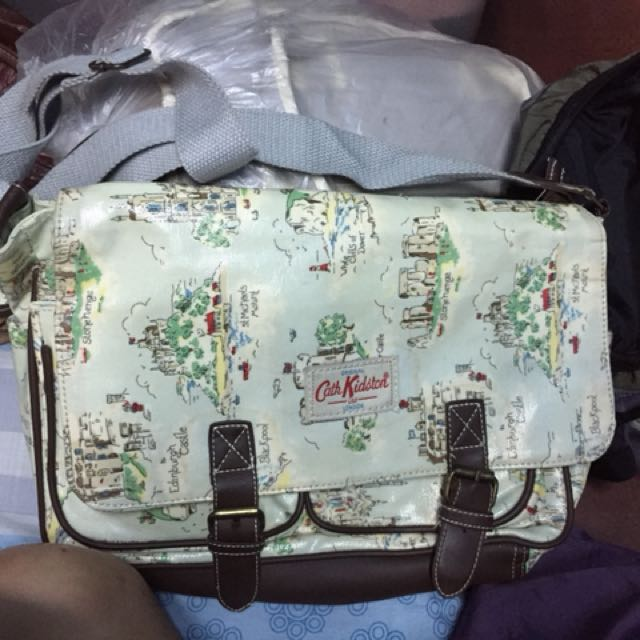 Cath kidston and marc jacobs bag
