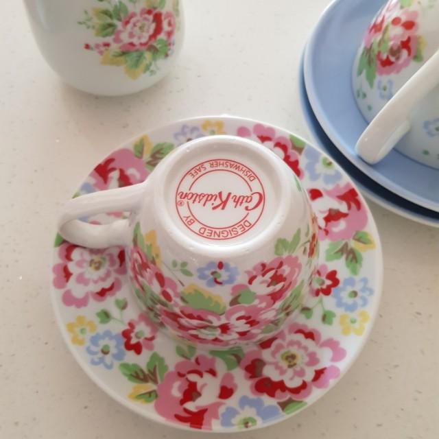 & Cath Kidston Teapot set Kitchen \u0026 Appliances on Carousell