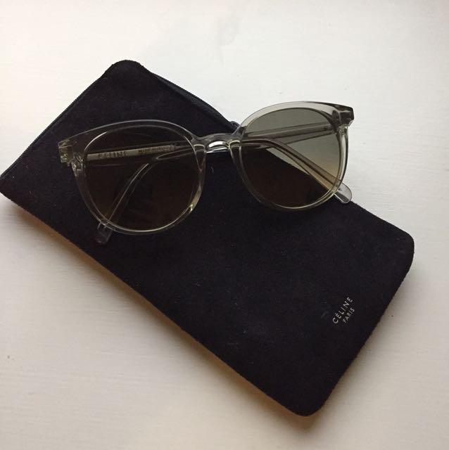 Celine Thin Mary Sunglasses