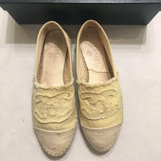 CHANEL鉛筆鞋37