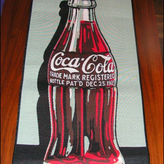 Coca-Cola Tapestry wall decor