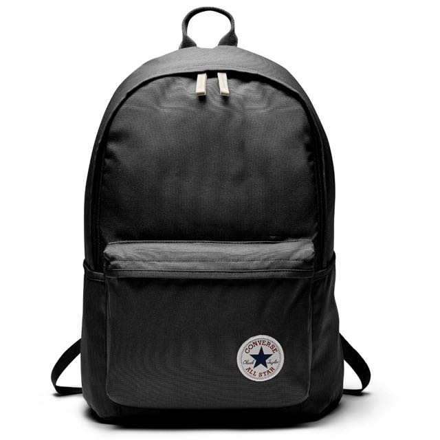 85fcf1e50dd5 Converse School Bag (Black)