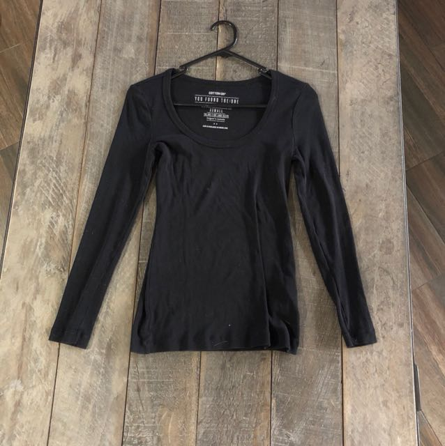COTTON ON LONG SLEEVED TOP | Size XS