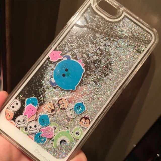 Disney Tsum Tank Case