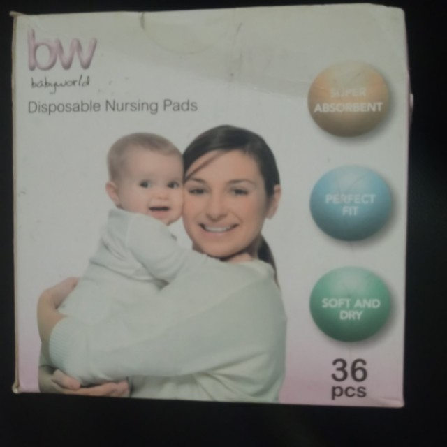 Disposable Nursing pads 36 pcs.