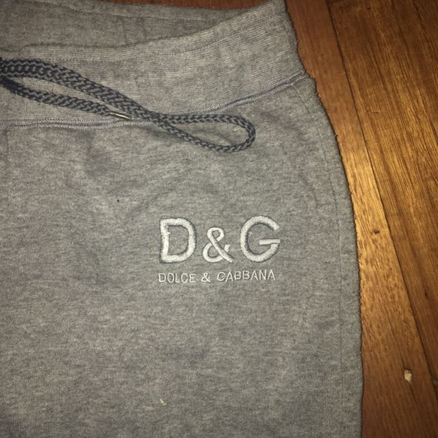 Dolce and Gabbana tracksuit pants boys 12-14