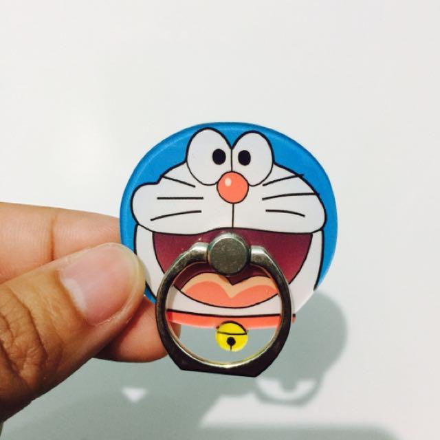 Doraemon iRing / Ring Stent / Holder