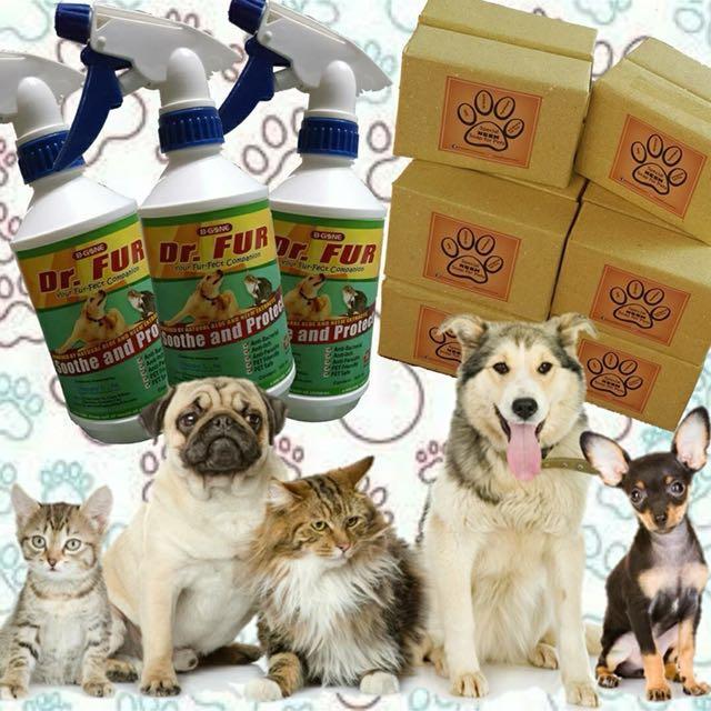 Dr. Fur anti-itch