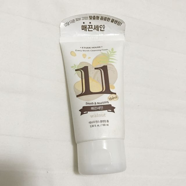 Etude House Every Month Cleansing Foam