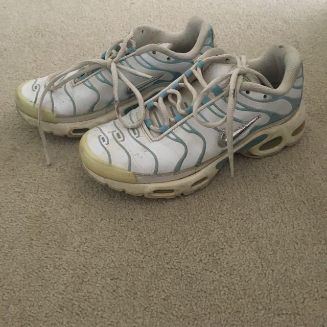 Fake Nike TN's Vintage