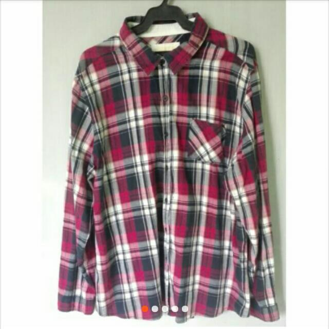 Flannel Made In Japan