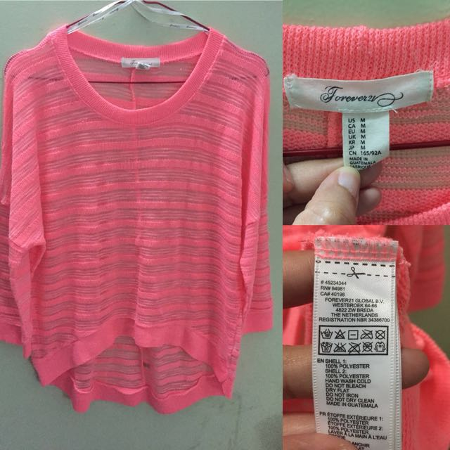 Freeong - forever 21 sweater