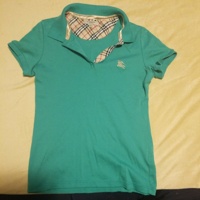 Genuine Burberry Polo Shirt