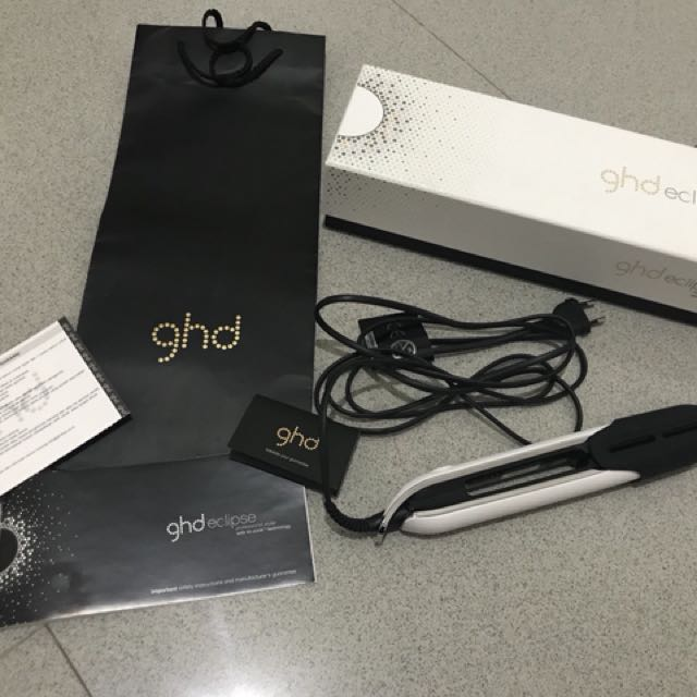 GHD Eclipse White Original