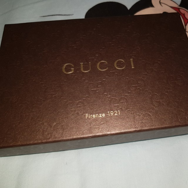 Gucci Wallet Brand New in box (black)