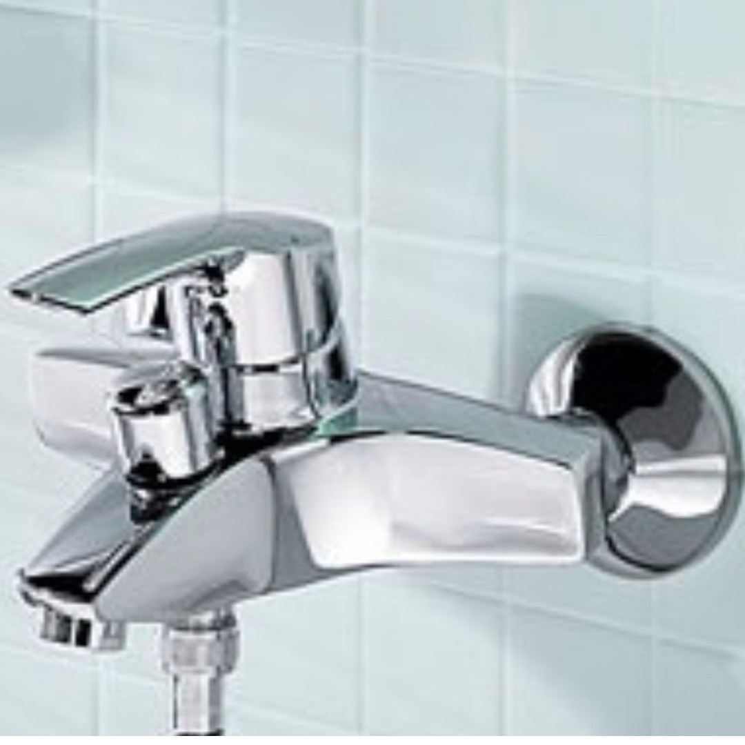 Hansa Polo Exposed Bath Mixer, Furniture, Others on Carousell