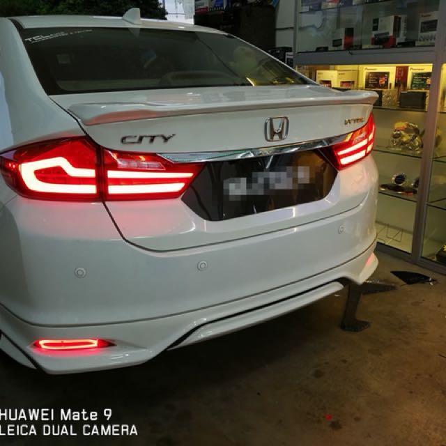 Honda City Tail lamp (bmw design)