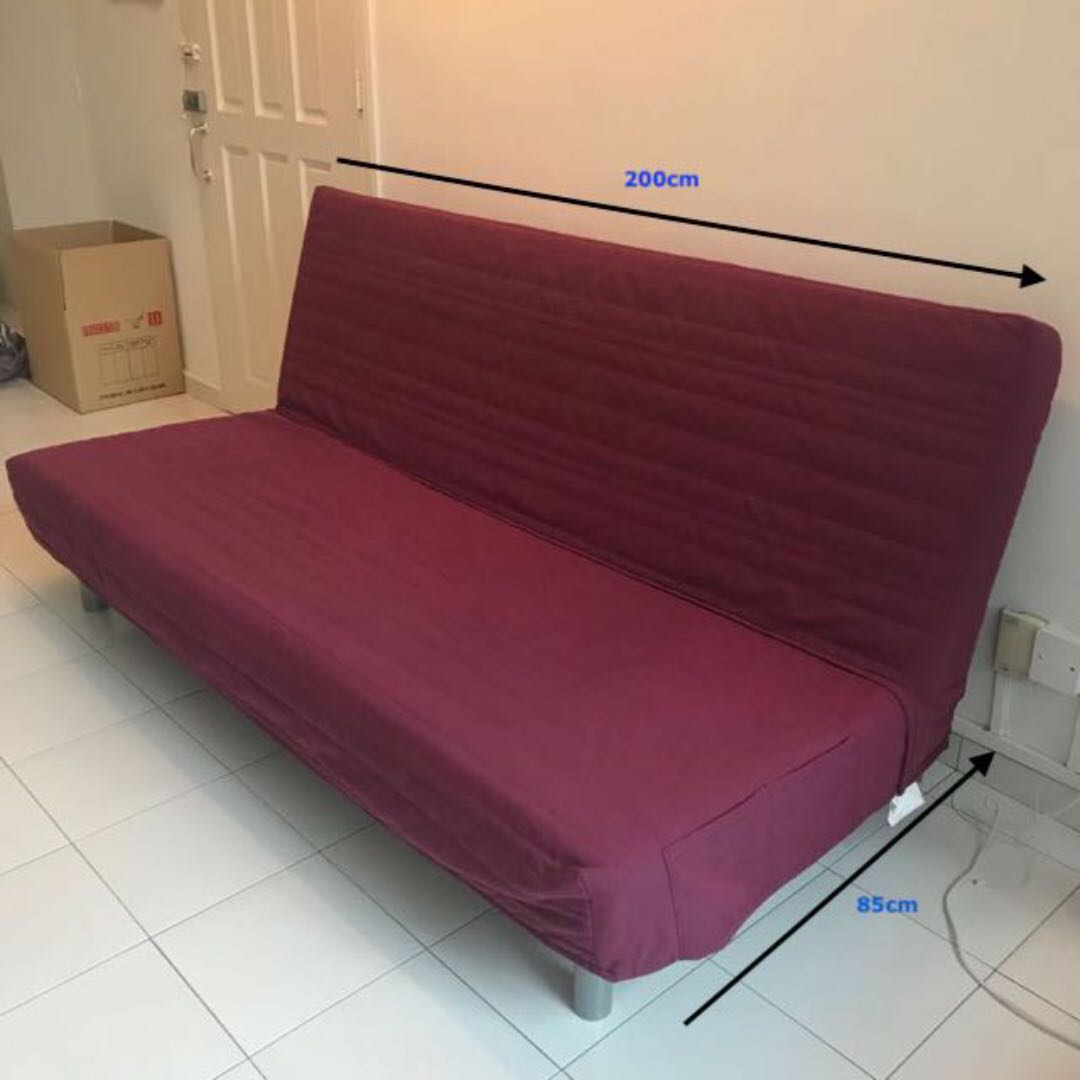 Ikea Lovas Futon