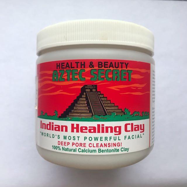 Indian Healing Clay (Aztec Secret)