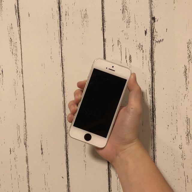 Iphone5s 16G 銀