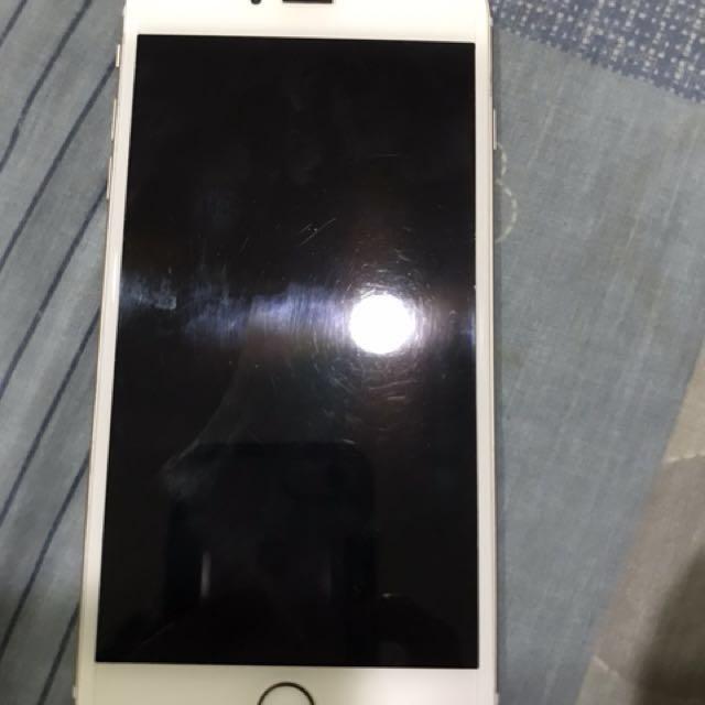 Iphone6+64 金色 可議價