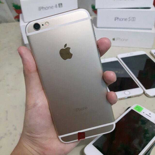 Iphone 6 16gb gold gpp lte