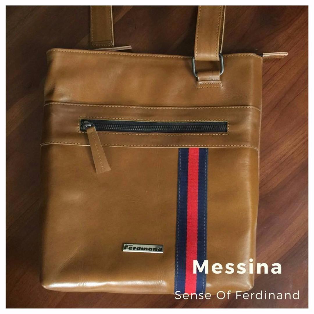jual rugi tas kulit selempang pria branded murah f3bf8cc841