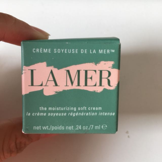 La Mer海藍之謎moisturizing soft cream 7ml