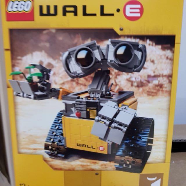 Lego 21303 - Wall-E