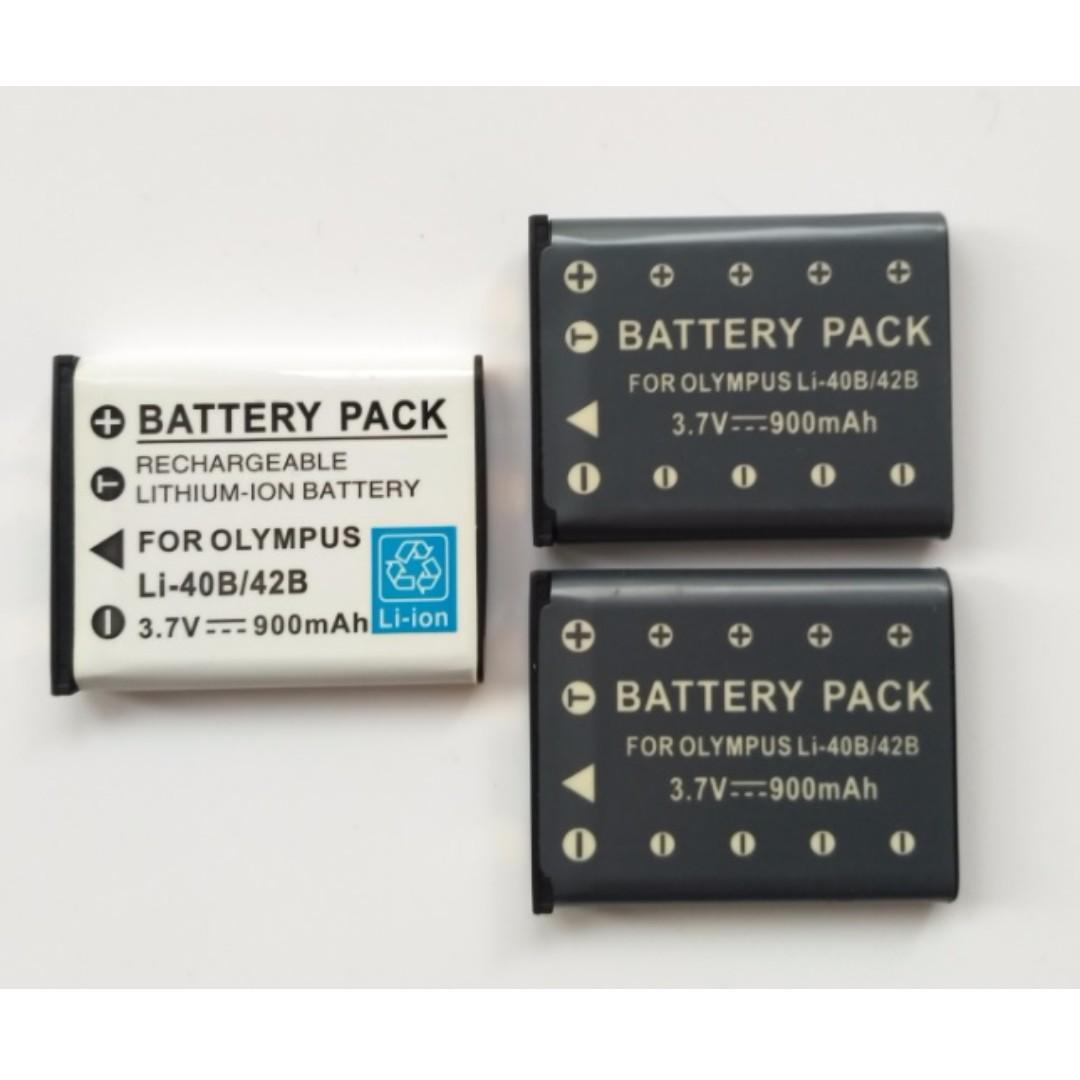 Li-40B /42B 電池