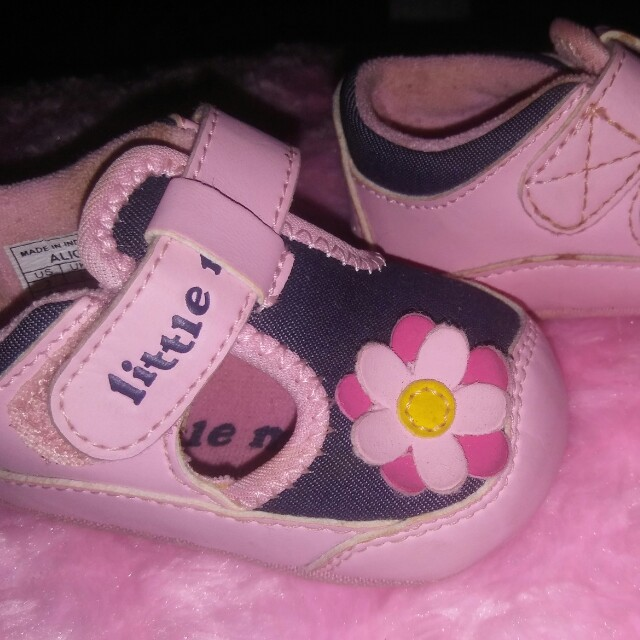 Little M shoes
