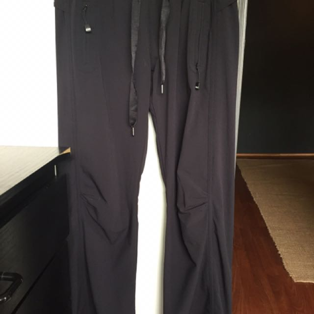 Lorna Jane black premium pants