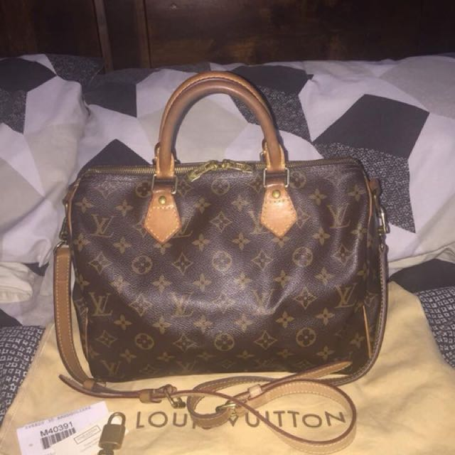 Louis vuitton bandoulliere 30