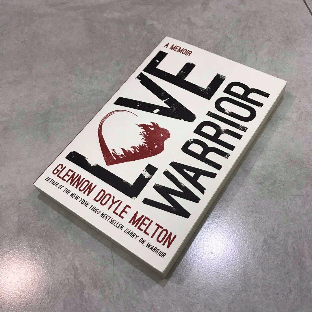 Love Warrior By Glennon Doyle Melton Books Stationery Fiction On