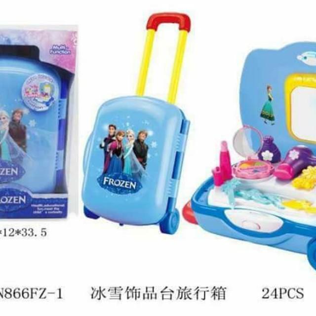 Luggage toy set