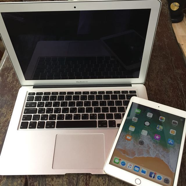 MacBook Air / iPadmini3 64GB wifi Cellular