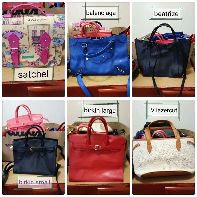 SALE! Marikina Made Bags