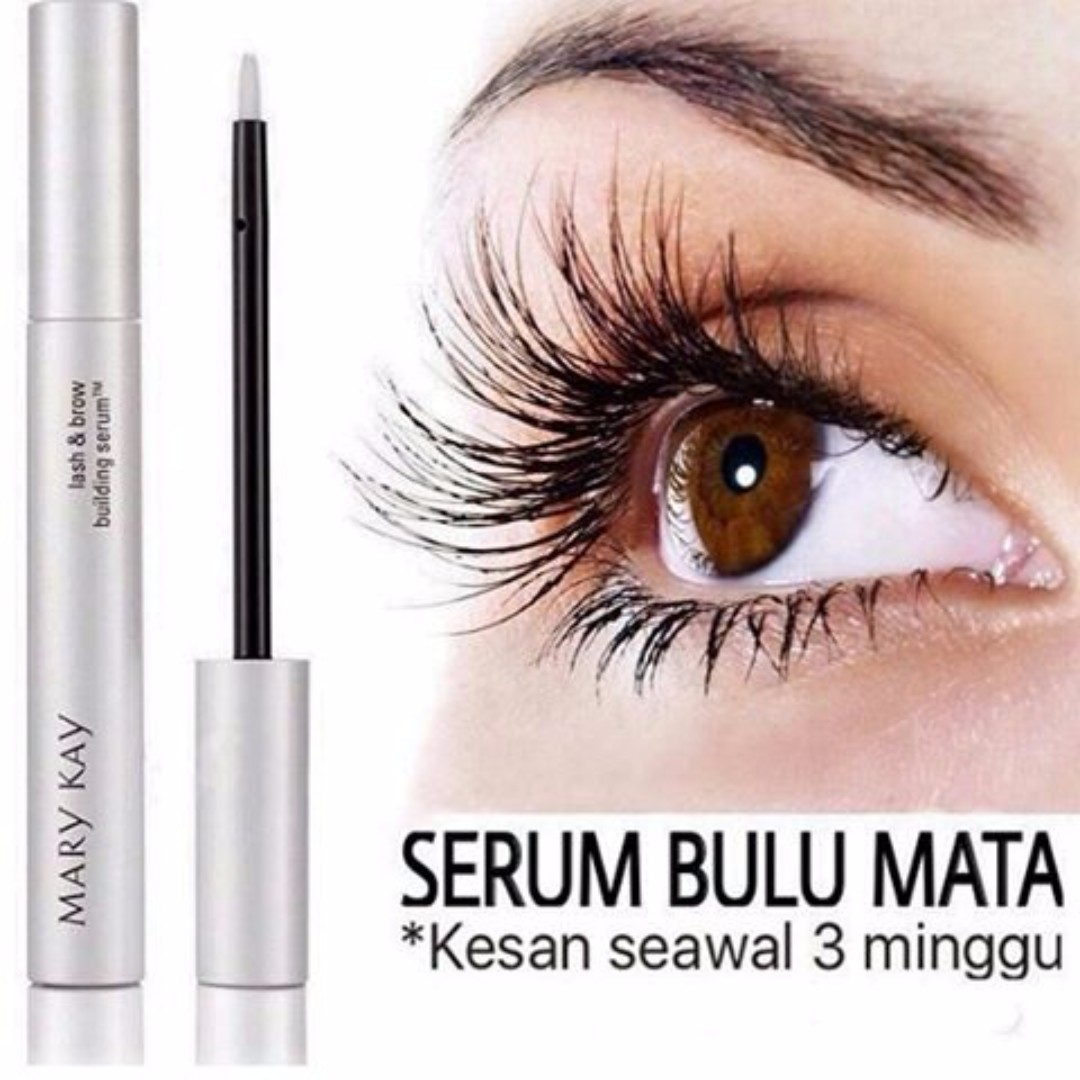 d2b3f402c78 Mary Kay Lash & Brow Building Serum, 4.5ml, Health & Beauty, Makeup on  Carousell