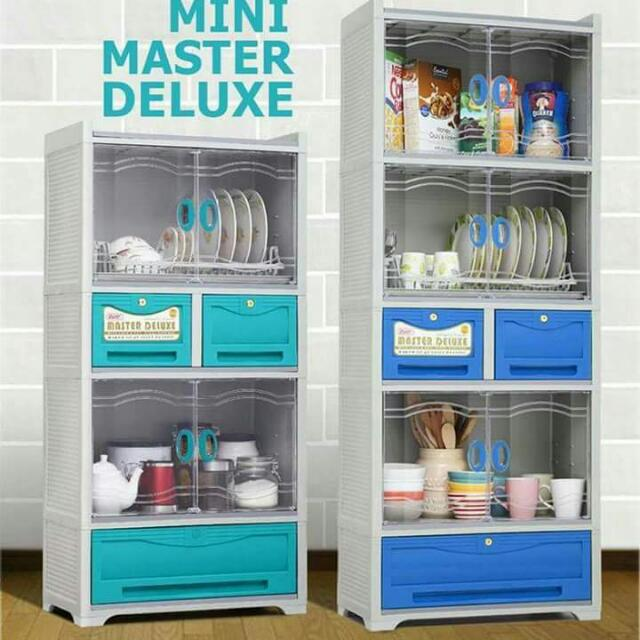 master and mini master deluxe