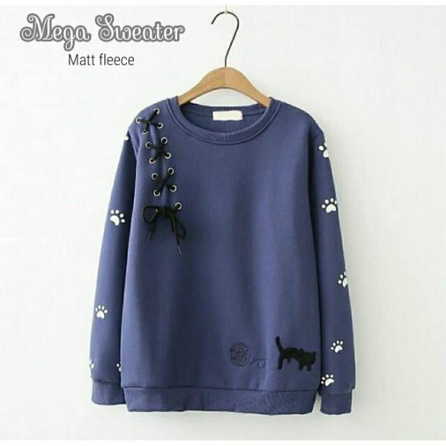 Mega sweater