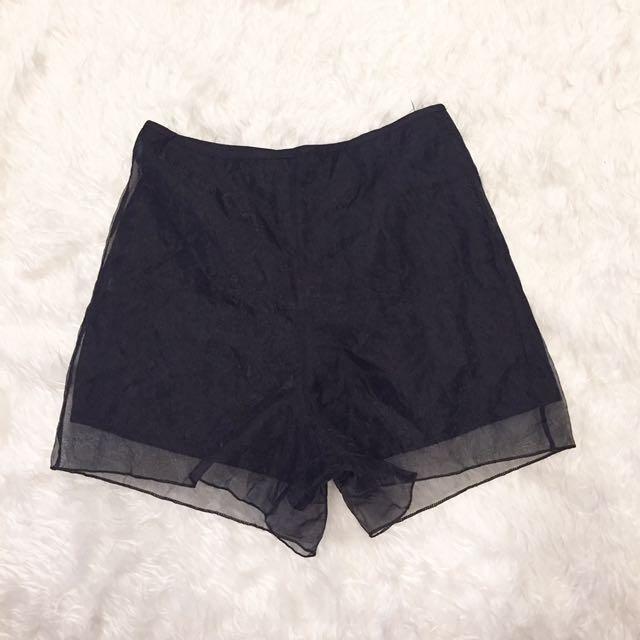 Meshed hw shorts