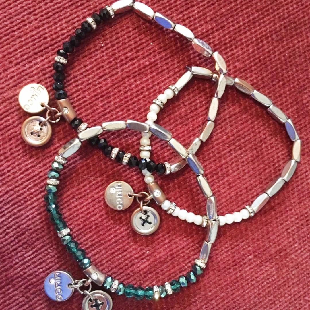 Mimco Memoir Bracelets
