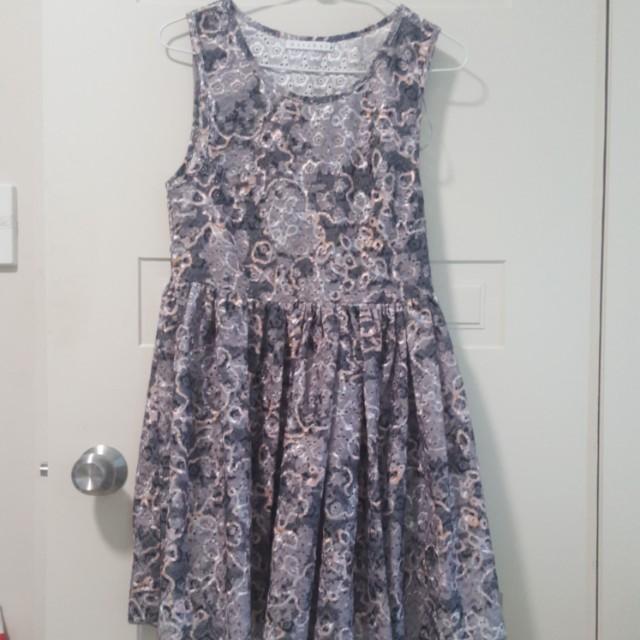 Mossman Lace Dress