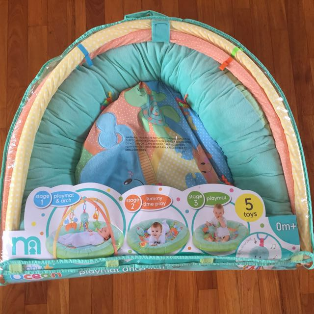 Mothercare Ocean Playmat & Arch