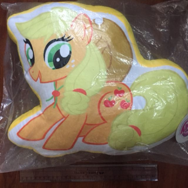 My Little Pony Applejack pillow