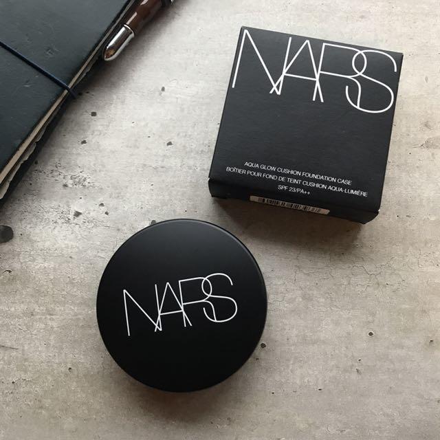 NARS 裸光奇肌氣墊粉盒 倩碧限定超聚光無瑕BB氣墊粉盒