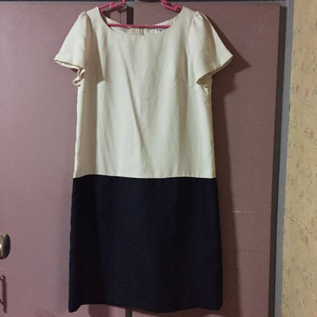 Natural beauty basic linen dress