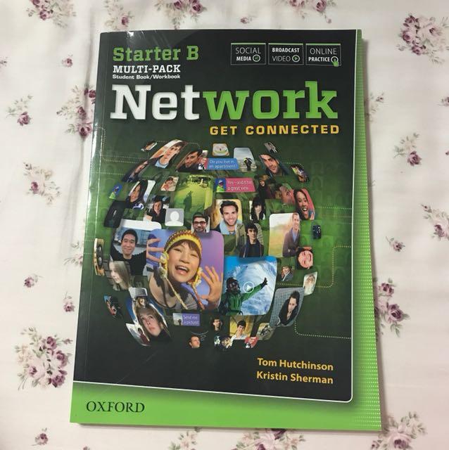 Network: Starter: Multi-Pack B: Student Book/Workbook