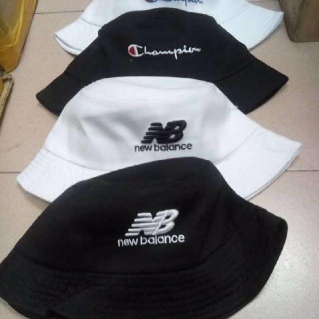 New Balance   Champion Bucket Hat 7f43bacac3a