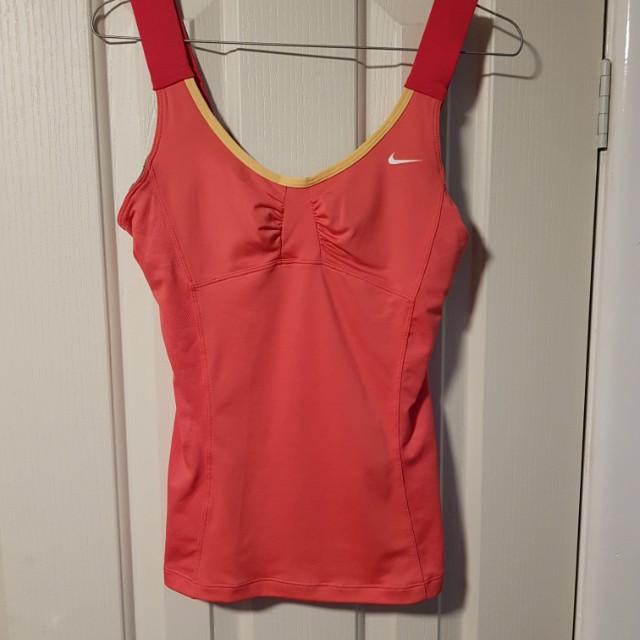 Nike tennis top small